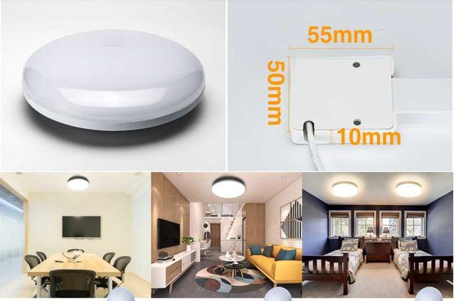 NOVO Candeeiro lâmpada de painel LED luz de teto  iluminação doméstica