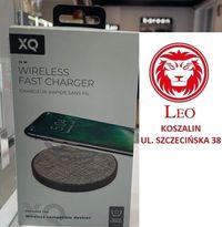 Ładowarka indukcyjna Xqisit Premium Quick Charge 2.0 Fabric - 6987