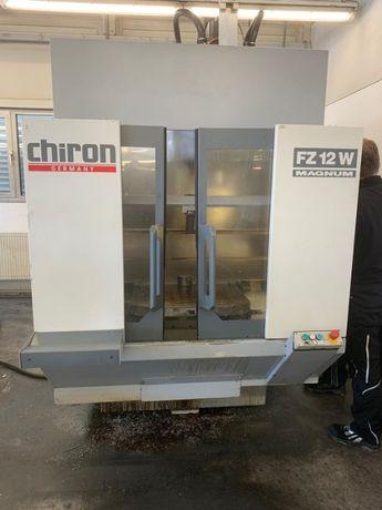 Chiron FZ 12 W MAGNUM Frezarka CNC