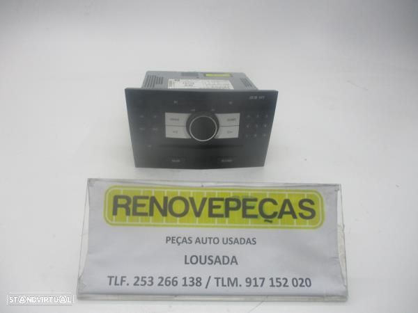 Auto Radio Opel Astra H (A04)