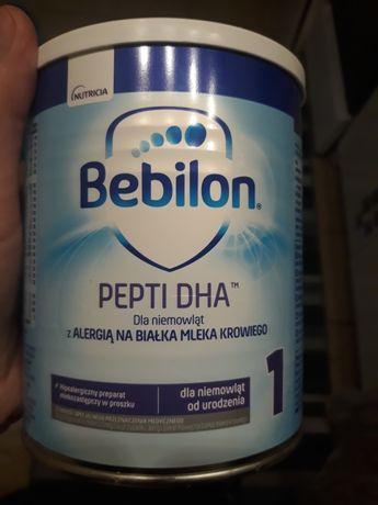 Bebilon Pepti 1 DHA, dla niemowląt z alergią pokarmową na białka mleka