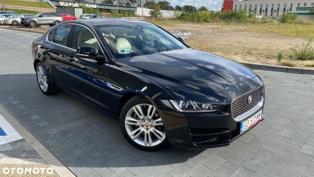 Jaguar XE Salon Polska, Bezwpadkowy, Pakiet Serwisowy, Gwarancja