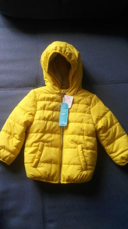 Зимняя курточка Waikiki 92-98 см. + подарок