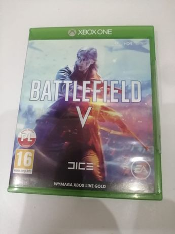Gra Battlefield V Xbox One, Series X