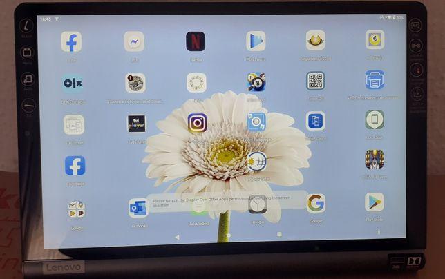 Tablet Yoga smart tab 4g 64g
