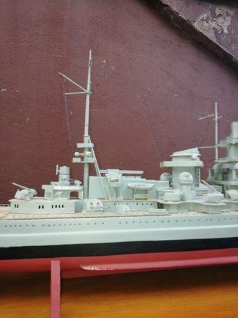 Statek wojenny. Kolekcje
