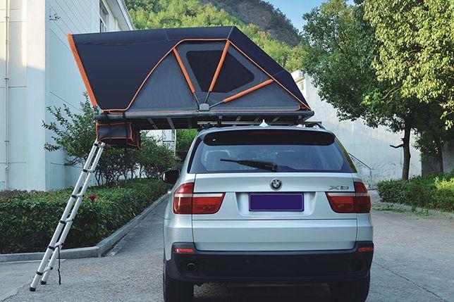 Namiot Dachowy Konokono 2 od camp4wheels.pl