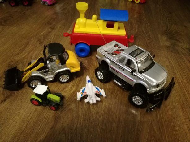 Zestaw autek