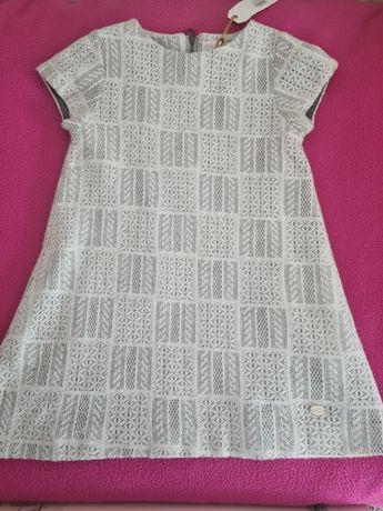 Vestido 6 anos- marca Metro - NOVO