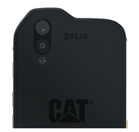 Smartfon Caterpillar CAT S61 IP68 Dual-SIM 4/64GB Black RATY