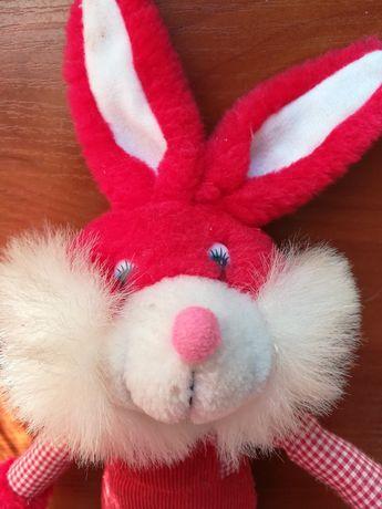 Мягкая игрушка Заяц зайка кролик крош символ года новый год