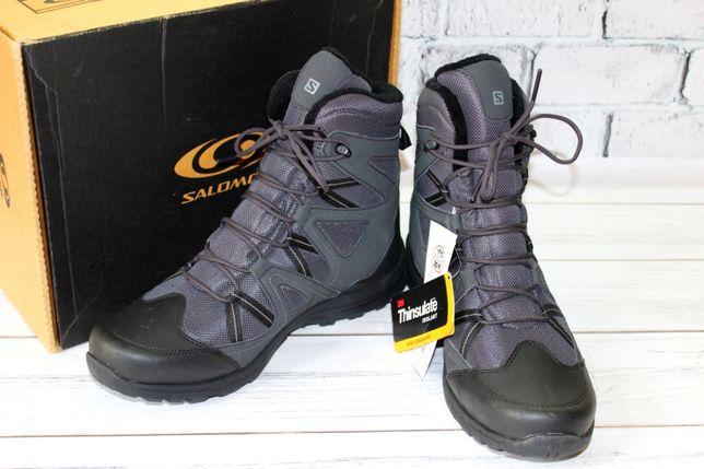 Зимние ботинки Salomon Clima Shield Waterproof. Оригинал. Р-ры 41-46