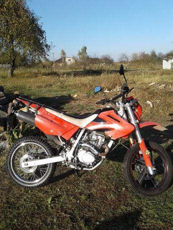 продам мотоцикл ліфан