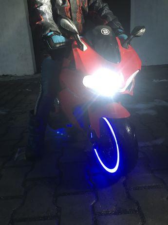 Мотоцикл электро детский