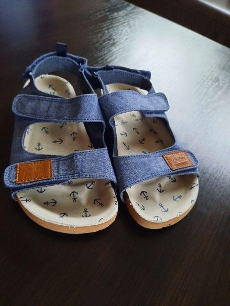 Sprzedam sandałki chłopięce H&M size 31