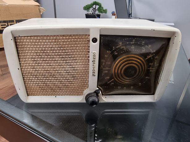 Rádio Zenith 5D012WTZ (anos 40)