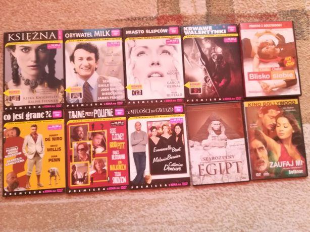 Krwawe walentynki, miasto ślepców, księżna i inne DVD + książeczka