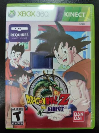 Dragon Ball Z for Kinect Xbox 360 Dragonball