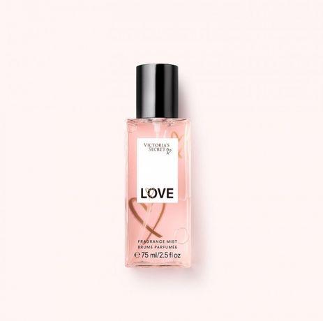 Victoria's secret love mist парфюмированный Мист спрей для тела