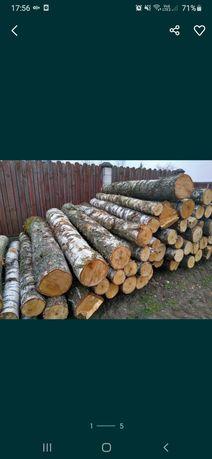 Drewno kominkowe, drzewo opałowe sosna, dąb, brzoza,buk, grab, akacja