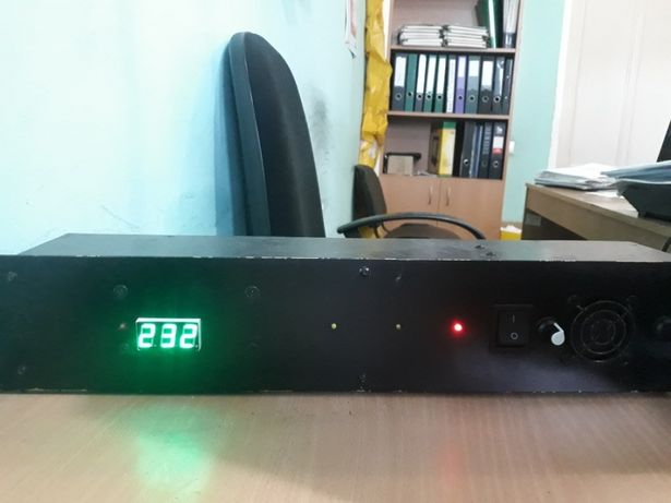 Усилитель HL Audio PA500/1