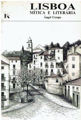 746 Lisboa Mítica e Literária de Angel Crespo