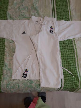 кимоно  Adidas wkf approved