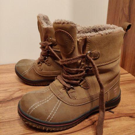 Chłopięce buty na zimę freewear