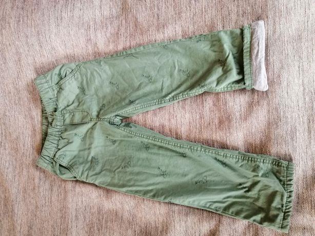 Штаны весенние детские брюки Gap, 5 лет, 110см бу 1раз, в идеале!