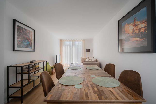 Um moderno apartamento T1 em edifício novo na Campanhã