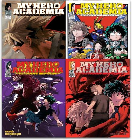 Boruto/Demon Slayer/My Hero Academia, mangas para venda