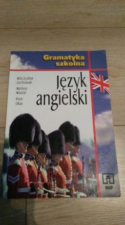Język angielski Gramatyka szkolna