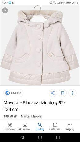 Mayoral płaszczyk
