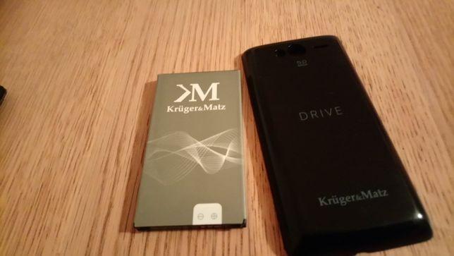 Bateria i klapka tylna do telefonu Kruger matz drive 2 poj.15,2Wh