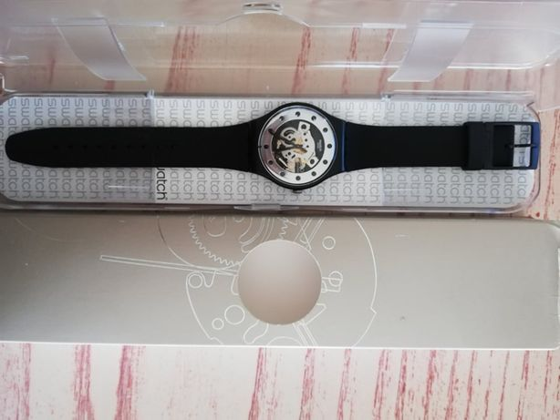 Relógio Swatch Silver Glam