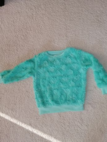 Ciepły sweterek, swetr miły w dotyku