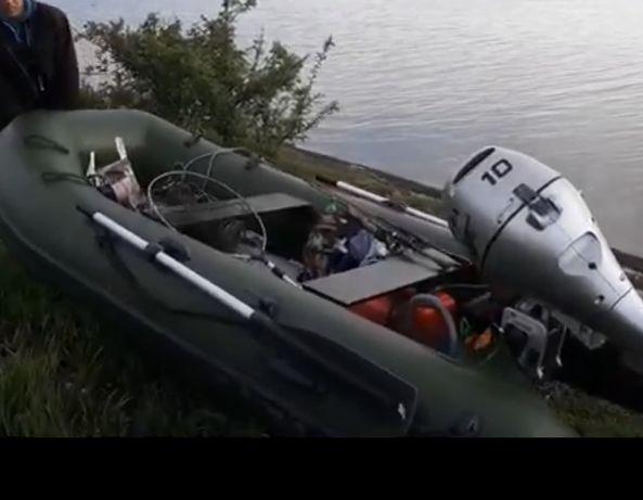 Лодка и Мотор