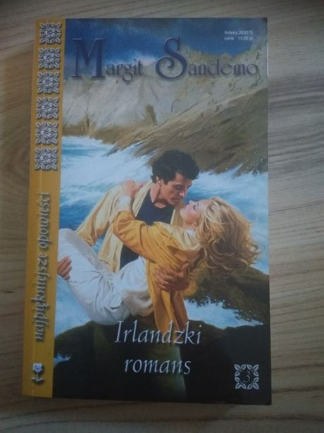 Irlandzki romans Margit Sandemo