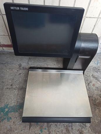 Продам весы с чекопечатью Mettler Toledo UC-GTT-M  CT