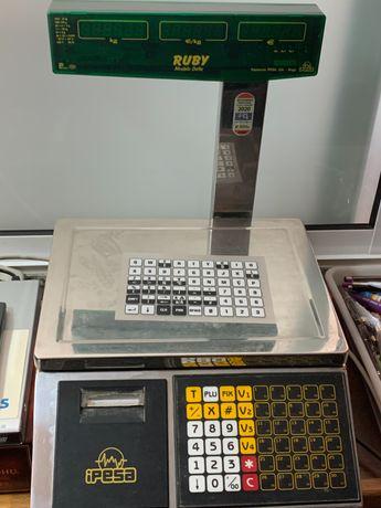 Balança electrónica ipesa