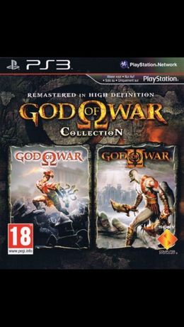 God of War Collection Ps3 PL