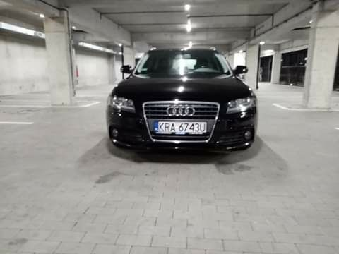 Audi A4 Combi 2009.r