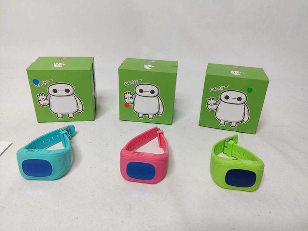 [NOVO] SmartWatch para Crianças • Chamadas • SMS • Localização GPS