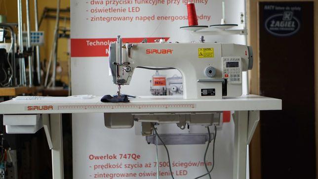 Stebnówka SIRUBA DL7200 BM-16 automat komplet nowa / jak juki