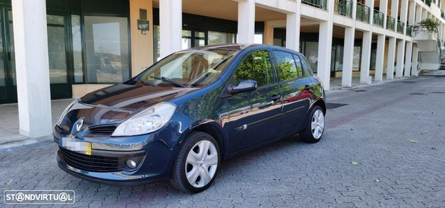 Renault Clio 1.5 dCi Dynamique