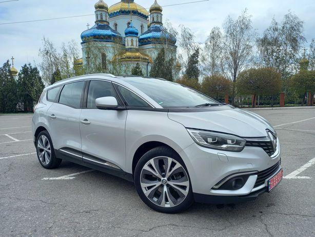 Renault Grand Scenic 2018 MAKSIMAL