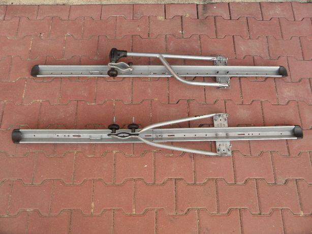 Bagażniki rowerowe dachowe bagażnik rynna
