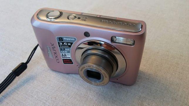 Nikon Coolpix L19 - aparat cyfrowy 8 mega pikseli