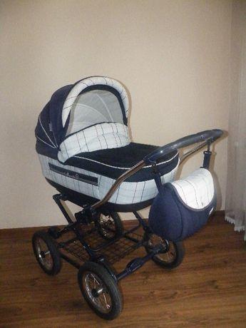 Sprzedam piekny, klasyczny wózek retro firmy Roan Marita 3 w 1.