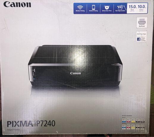 Принтер Pixma iP7240 нерабочий